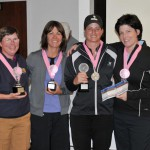 First Place Team - 2010 Golf Fore Good