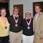 Second Place Team - 2010 Golf Fore Good