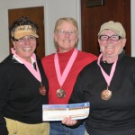 Third Place Team - 2010 Golf Fore Good
