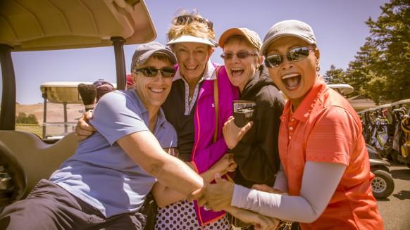 2014 Horizons Foundation Annual Golf Tournament, Napa. photo by Ana Grillo