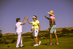 LGBTQ Golf Fore Good, Women's Golf Tournament & Tee Dance @ Chardonnay Golf Club in Napa Valley | American Canyon | California | United States