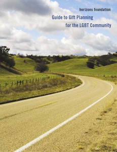 2014 Horizons LGBT GiftPlanning