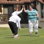 Having Fun - 2010 Golf Fore Good