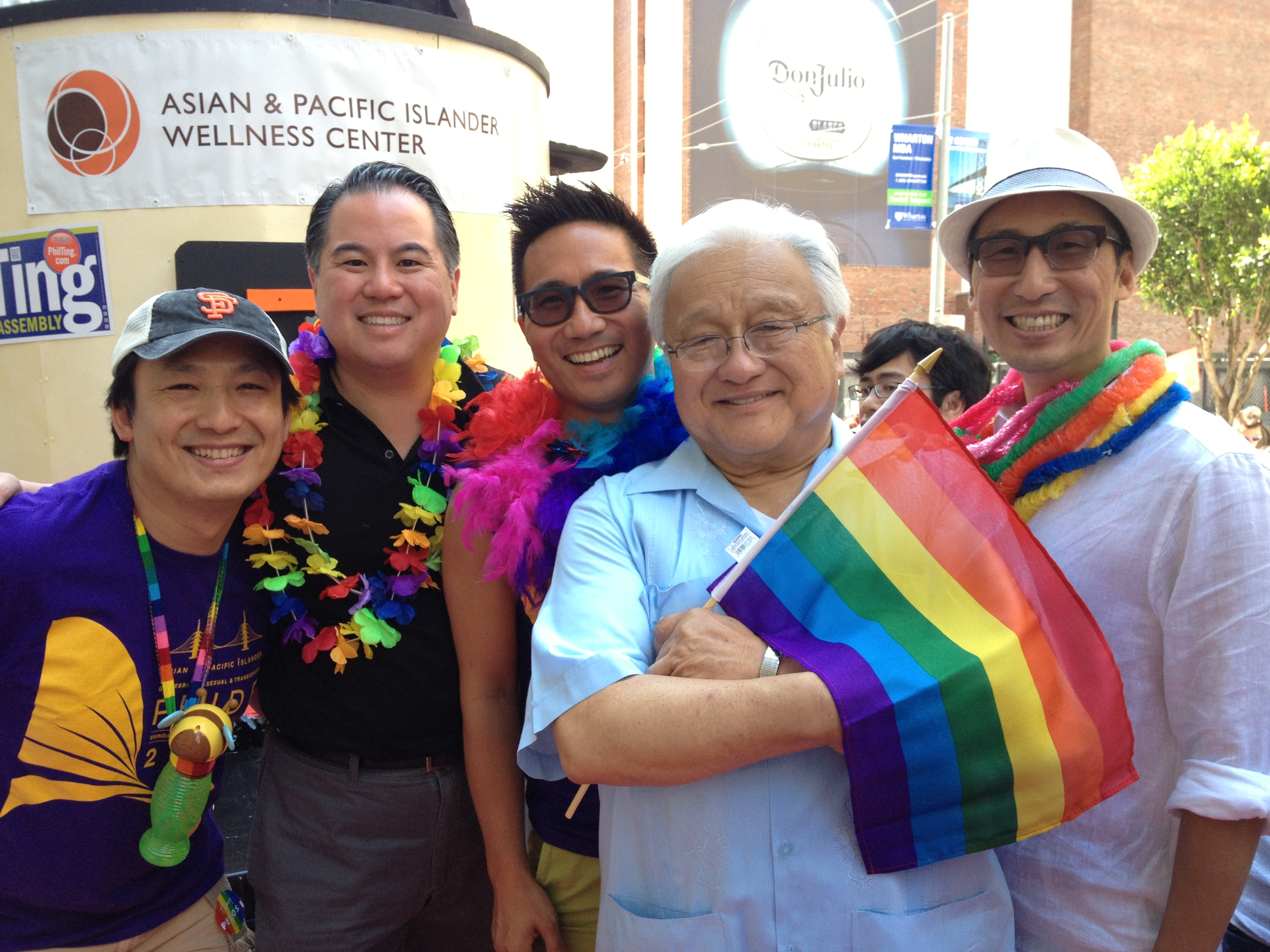 San francisco lesbian community