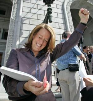 LGBT San Francisco Community Kate Kendell