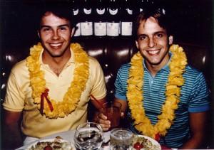 Tom Markowski and Jim Leach