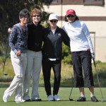 Ann Mei Foursome - 2010 Golf Fore Good