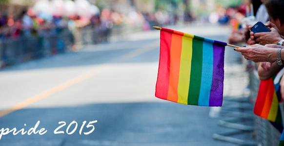 Pride Message 2015