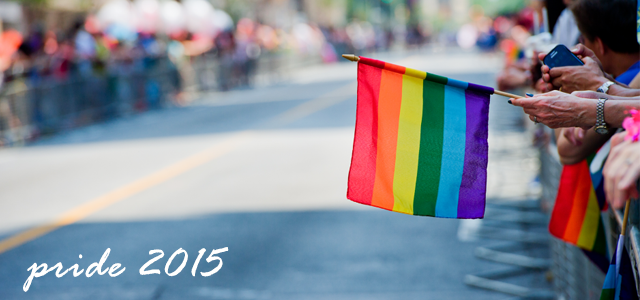 Pride Message 2015