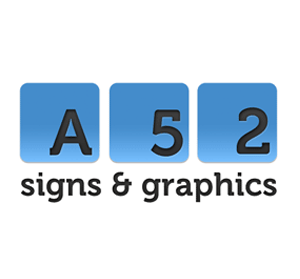 A52 Signs and Graphics logo