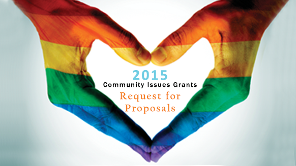 2015 Request for Proposals, Community Issues Grants - Horizons ...