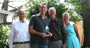 Visonary Award