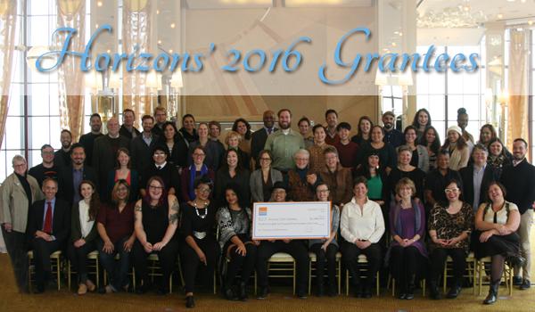 2016 Grantees