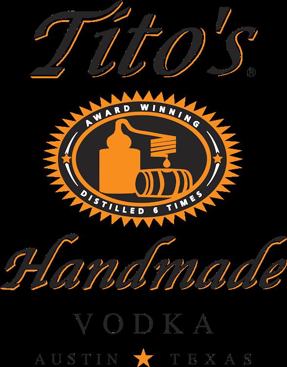 Tito's Handmake Vodka logo