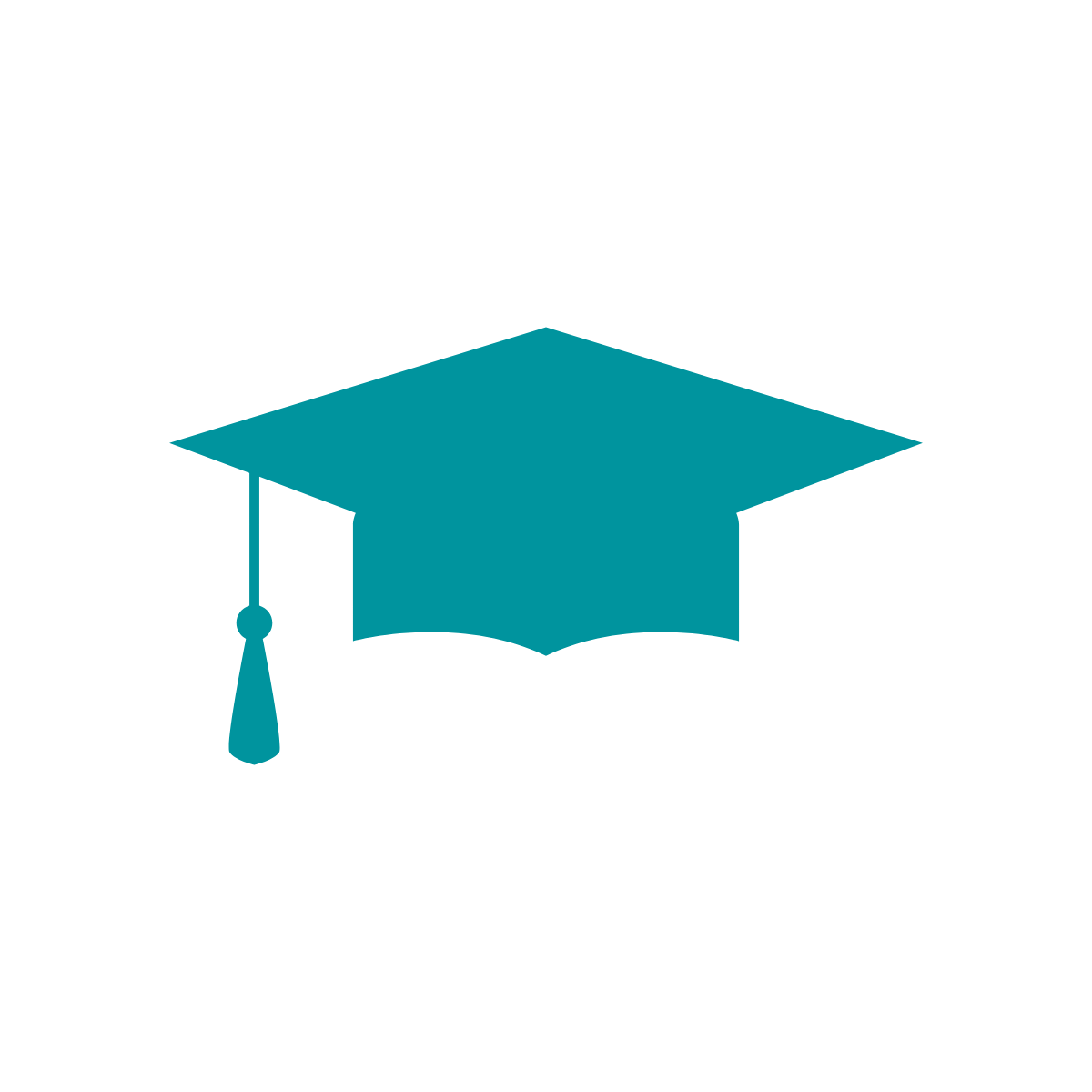 Icon of graduate cap