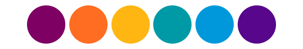 Horizons' new color palette