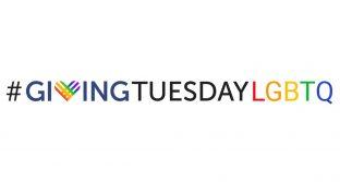 Giving Tuesday LGBTQ