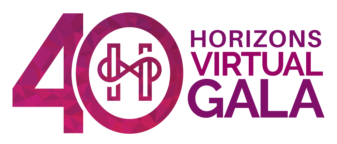 Horizons Virtual Gala logo