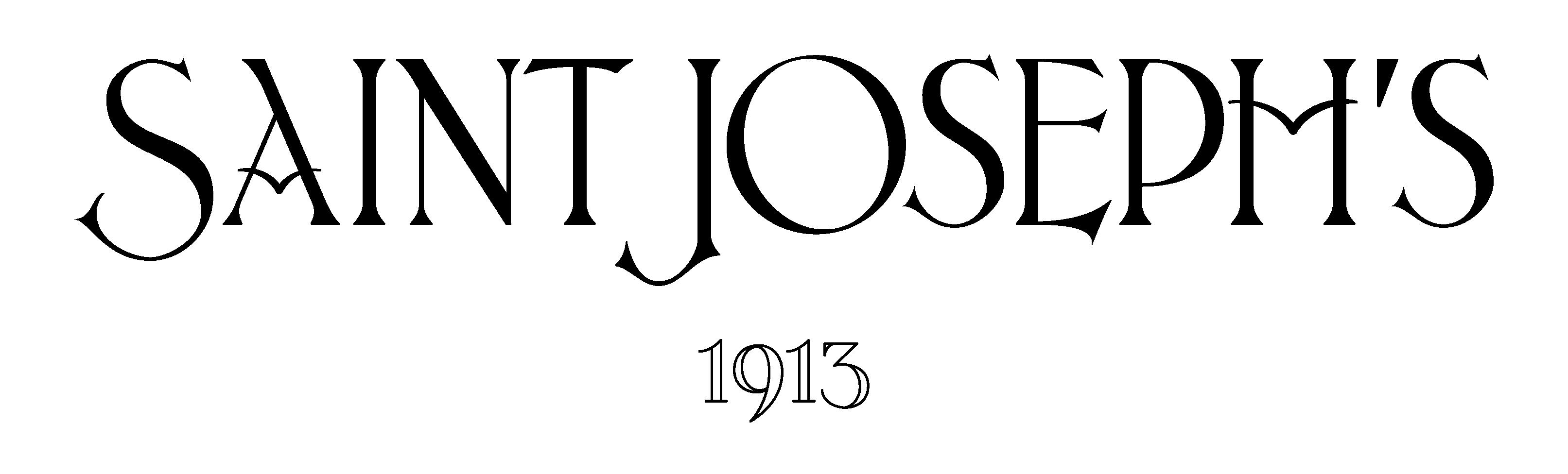 Saint Josephs logo