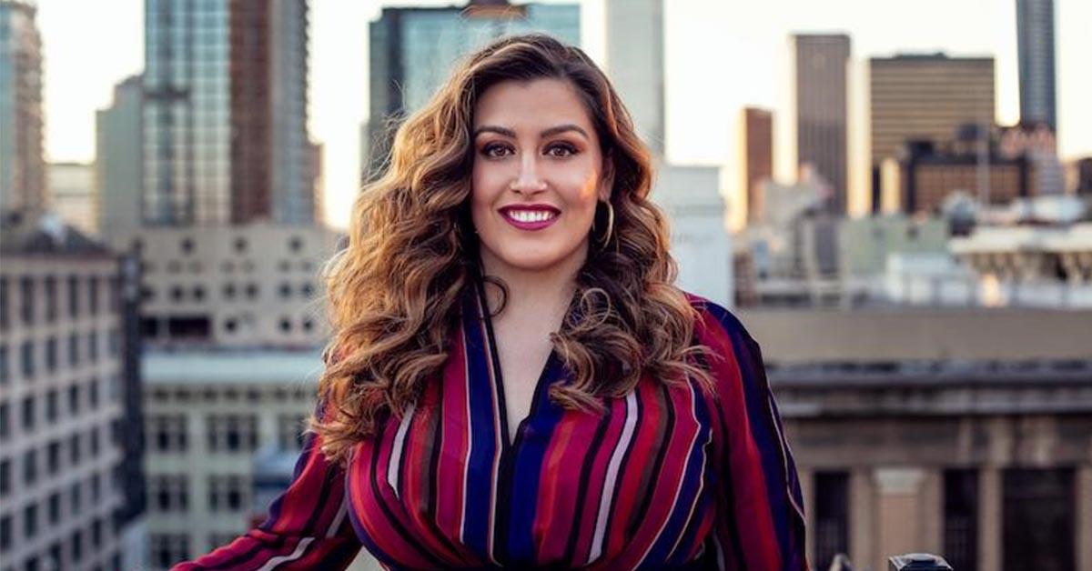 Headshot of Candace Lopez